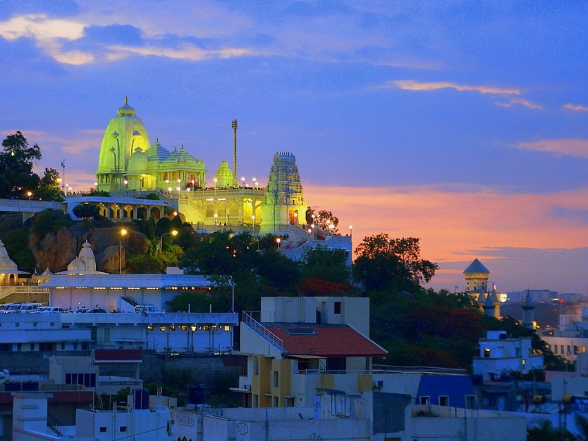 Birla Mandir (Hyderabad, India) - Hyderabad