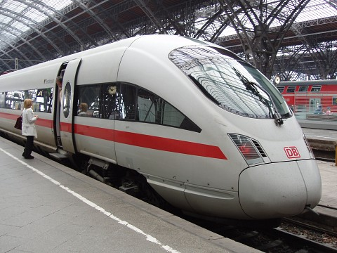 ICE High-speed Train -