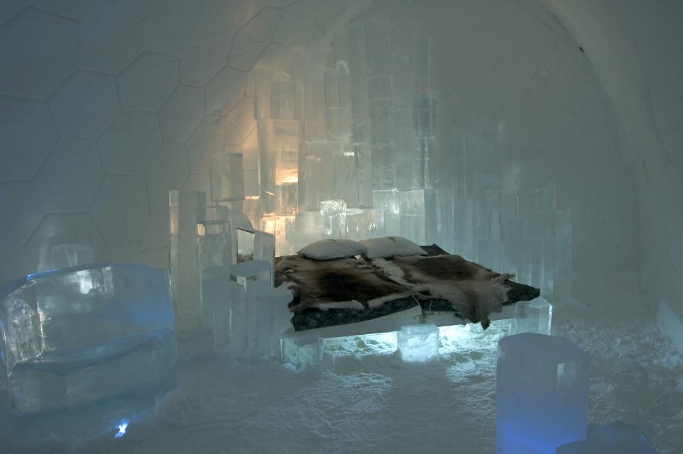 Icehotel Lappland - Icehotel