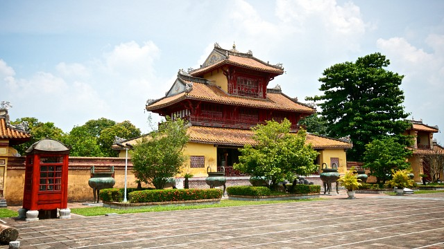 Imperial City Huế