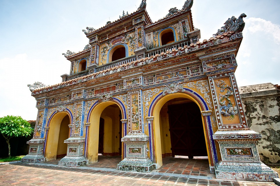 Huế Imperial City - Imperial City