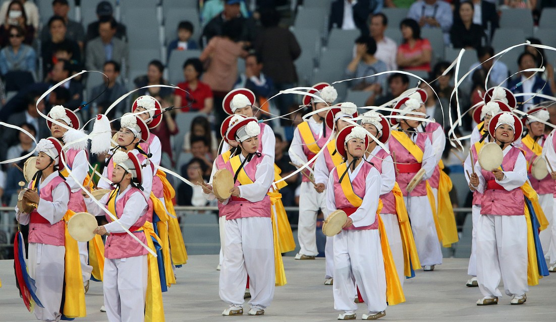Incheon_AsianGames_Opening_Ceremony_01 - Incheon