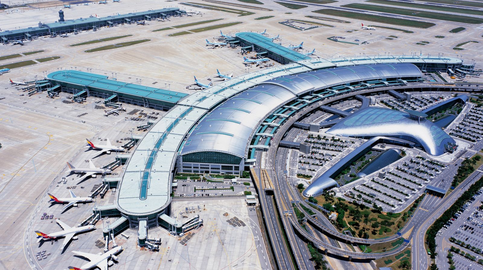 Incheon International Airport - Airport in Incheon ...