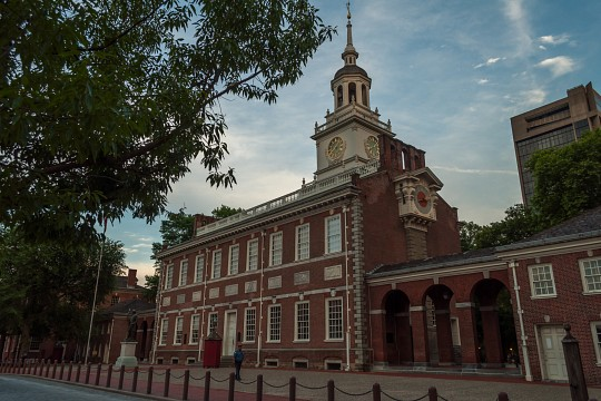 Liberty Hall - Independence National Historical Park