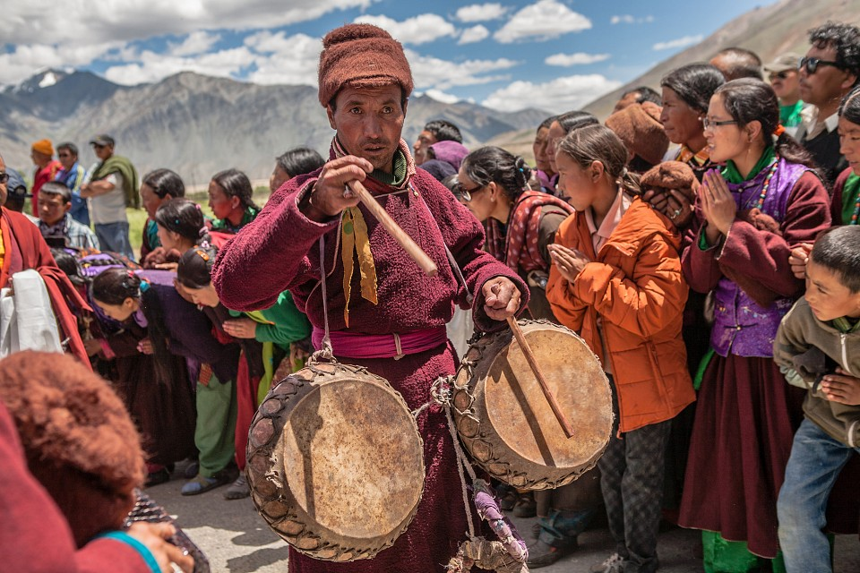 Sani Festival, Zanskar valley, India - India