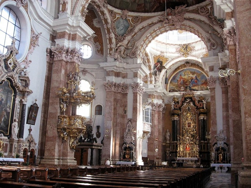 - Innsbruck Cathedral