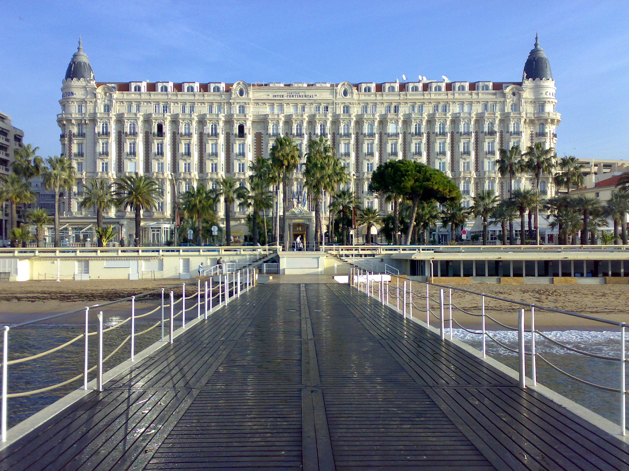 Intercontinental Carlton Cannes Hotel