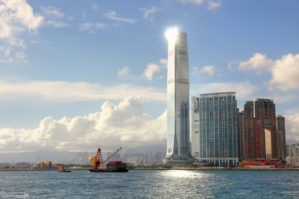 International Commerce Centre - International Commerce Centre