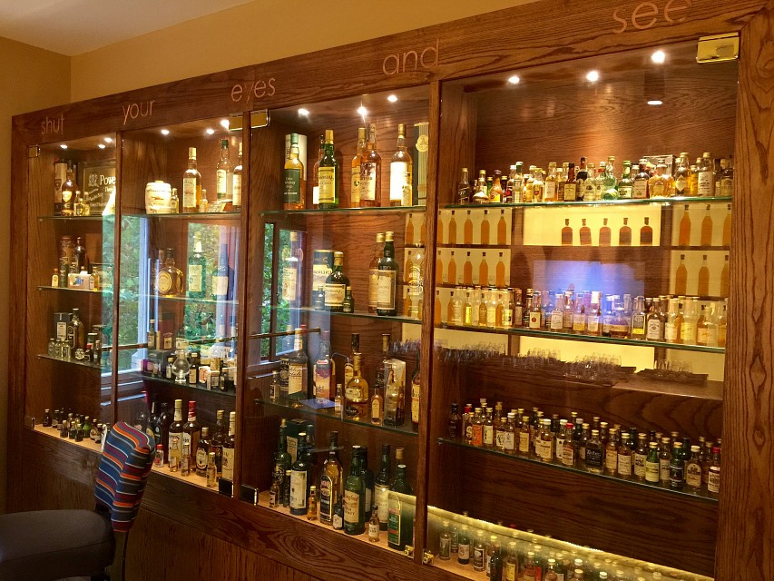 Irish Whiskey Museum in Dublin, Dublin, Ireland - Irish Whiskey Museum