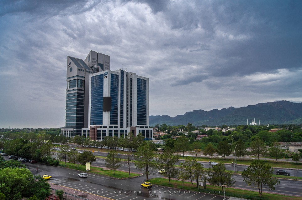 ISE Building - Islamabad