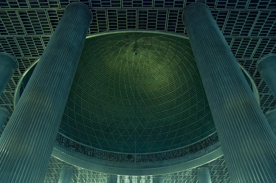 Istiqlal Mosque Dome - Istiqlal Mosque