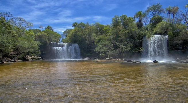 Itapecuru Waterfalls