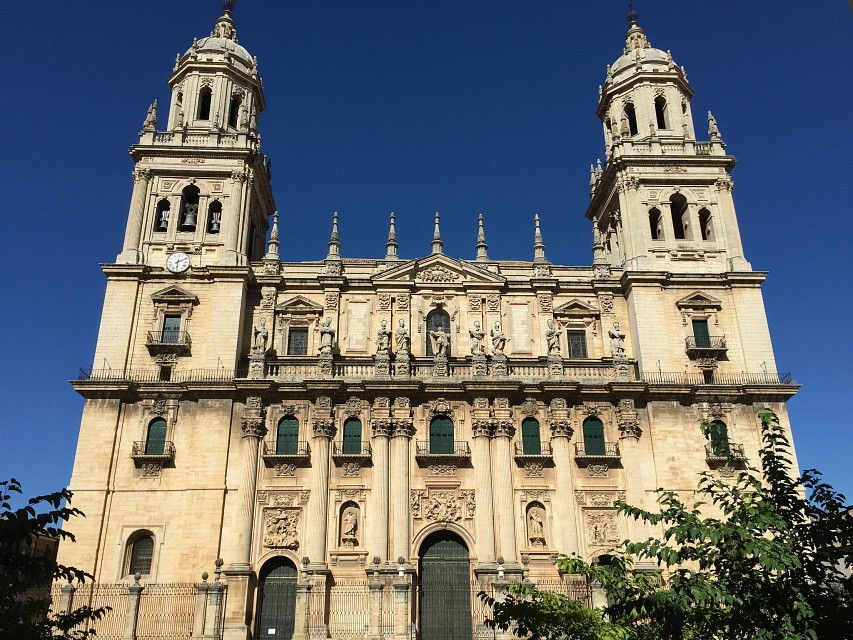 Jaen Cathedral - Jaén Cathedral