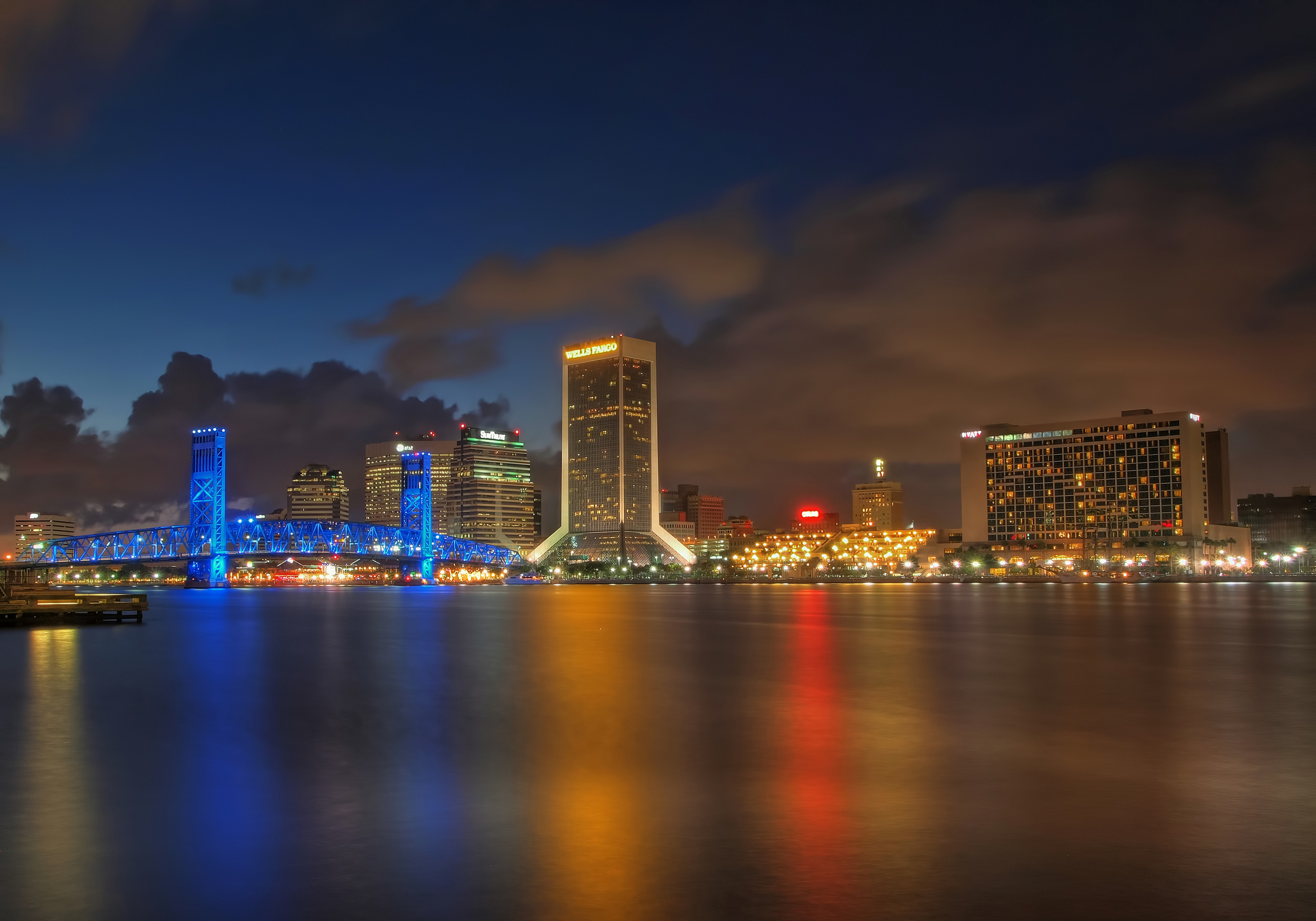Jacksonville city in florida sightseeing and landmarks for Best places to live in jacksonville fl