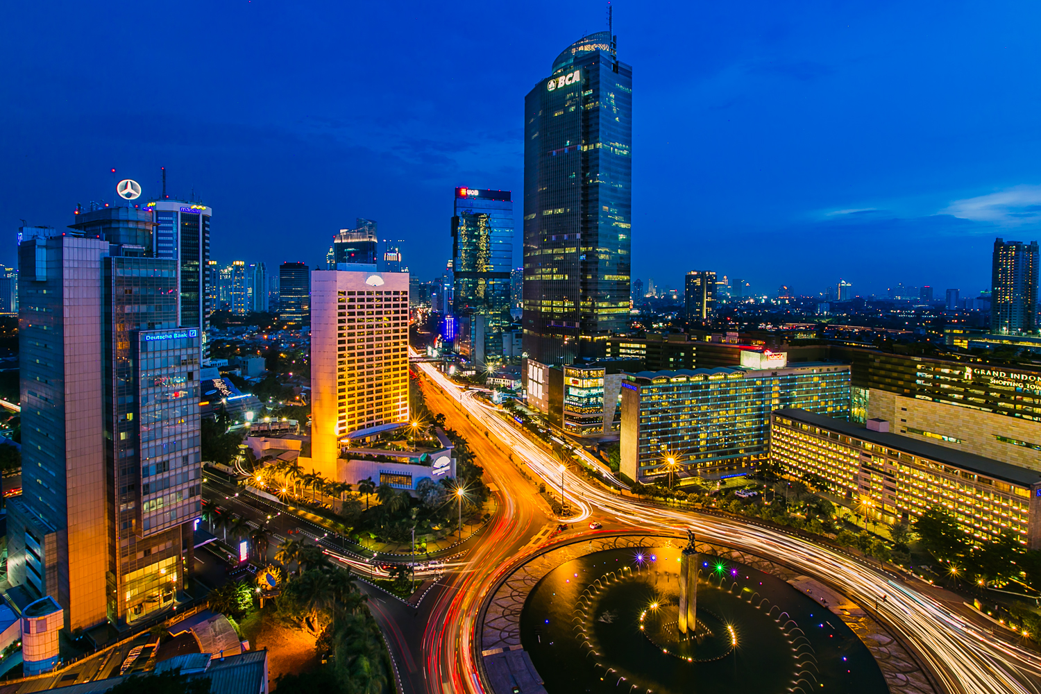 Jakarta - City in Indonesia - Thousand Wonders