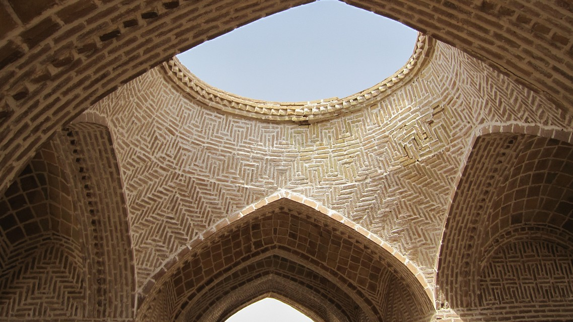 Ancient arches - Jamkaran Mosque
