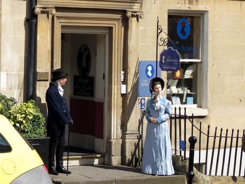 Jane Austen Centre, Bath - Jane Austen Centre
