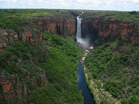 Jim Jim Falls - Kakadu