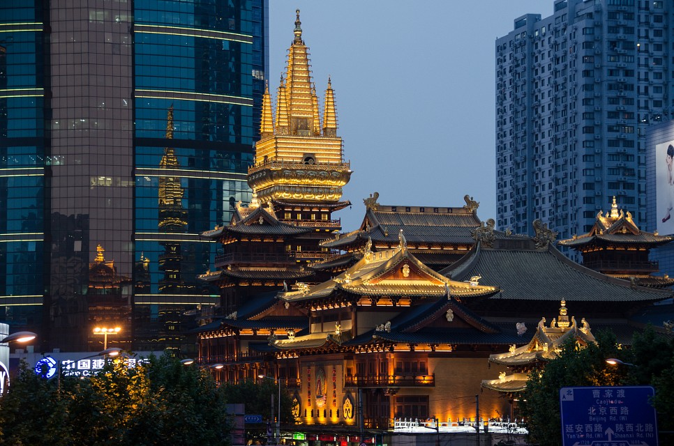 - Jing'an Temple