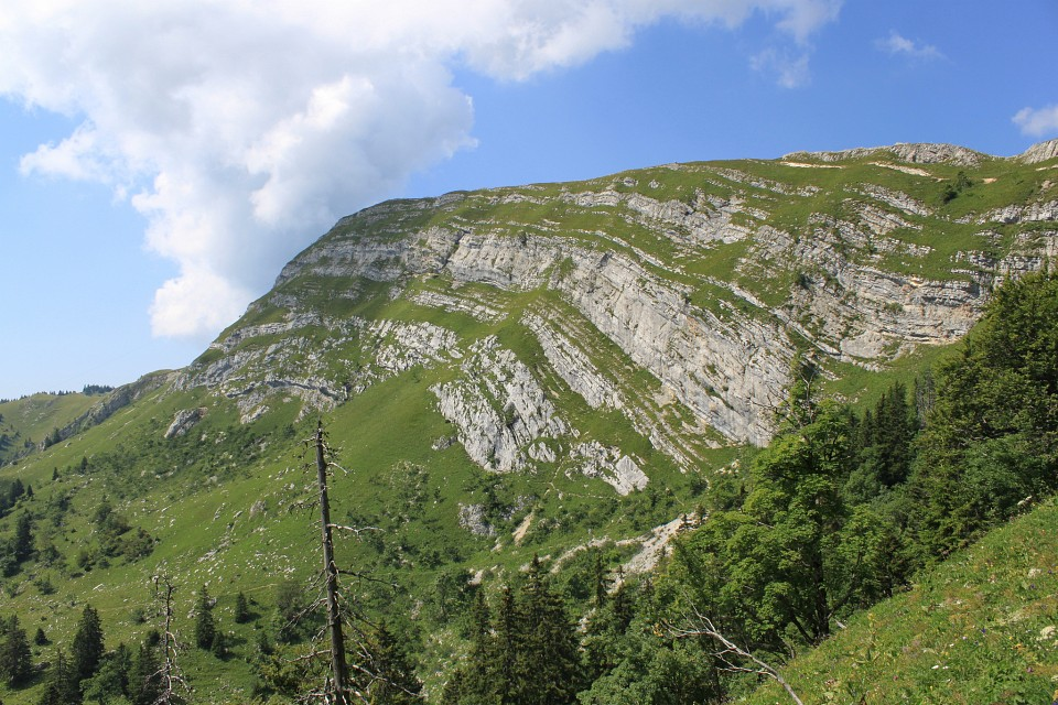 Hiking in the Jura Mountains - Jura Mountains