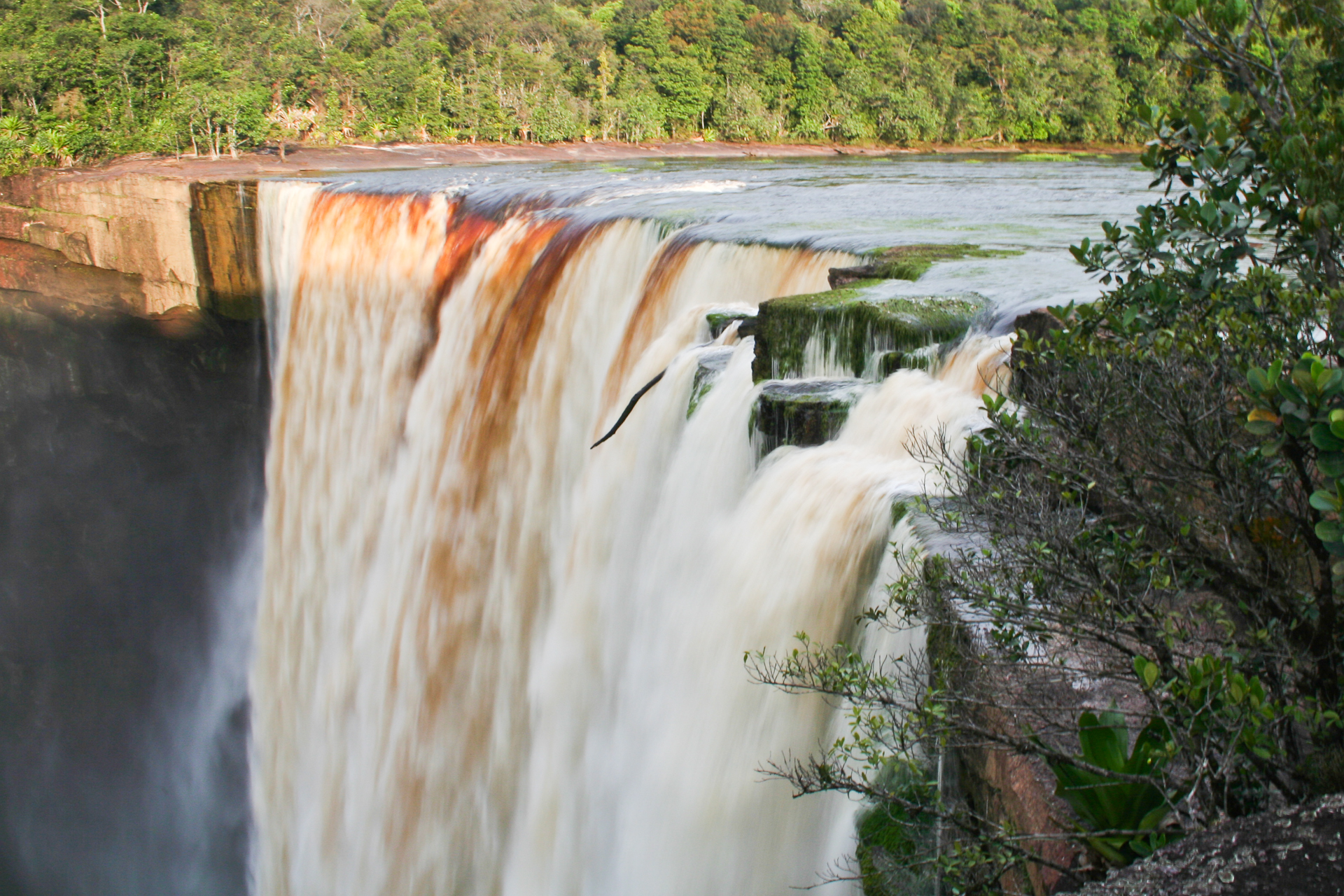Kaieteur National Park - Waterfall in Guyana - Thousand ...