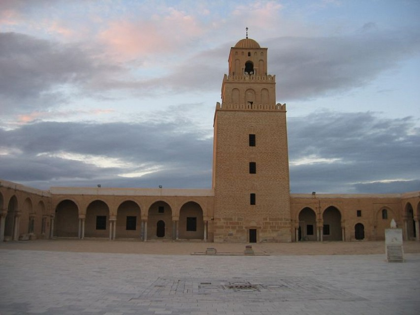 Grand Mosque of Kairouan - Kairouan