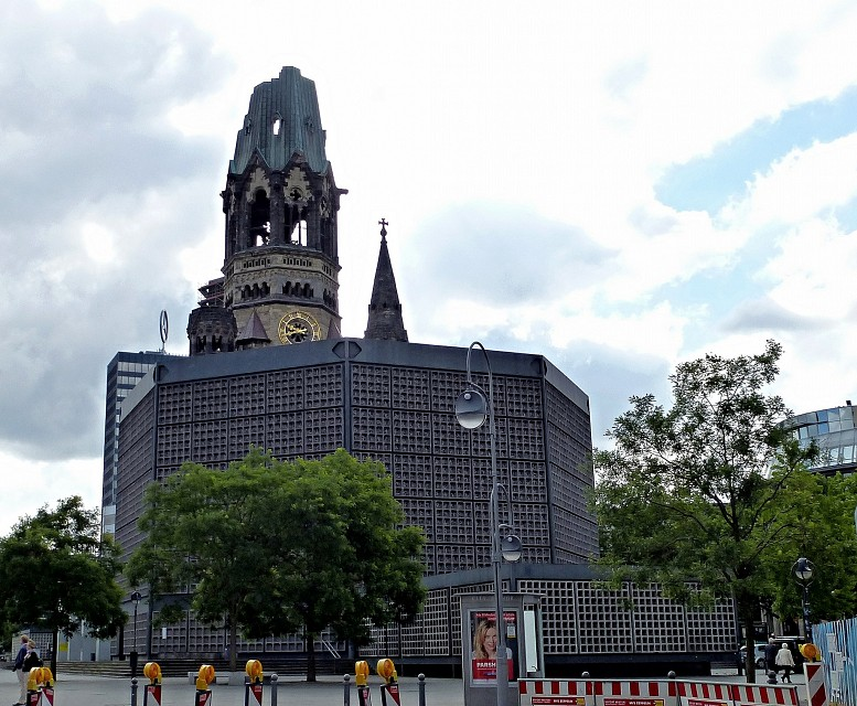 Kaiser Wilhelm Memorial Church, Berlin - Kaiser Wilhelm Memorial Church