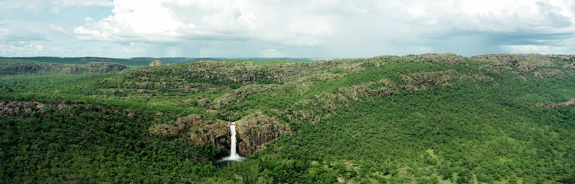 Gunlom Falls, Mary