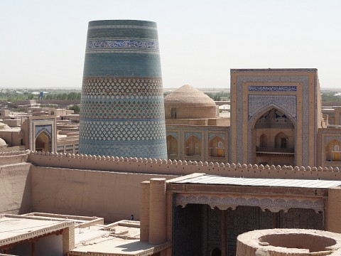 Kalta Minor Minaret