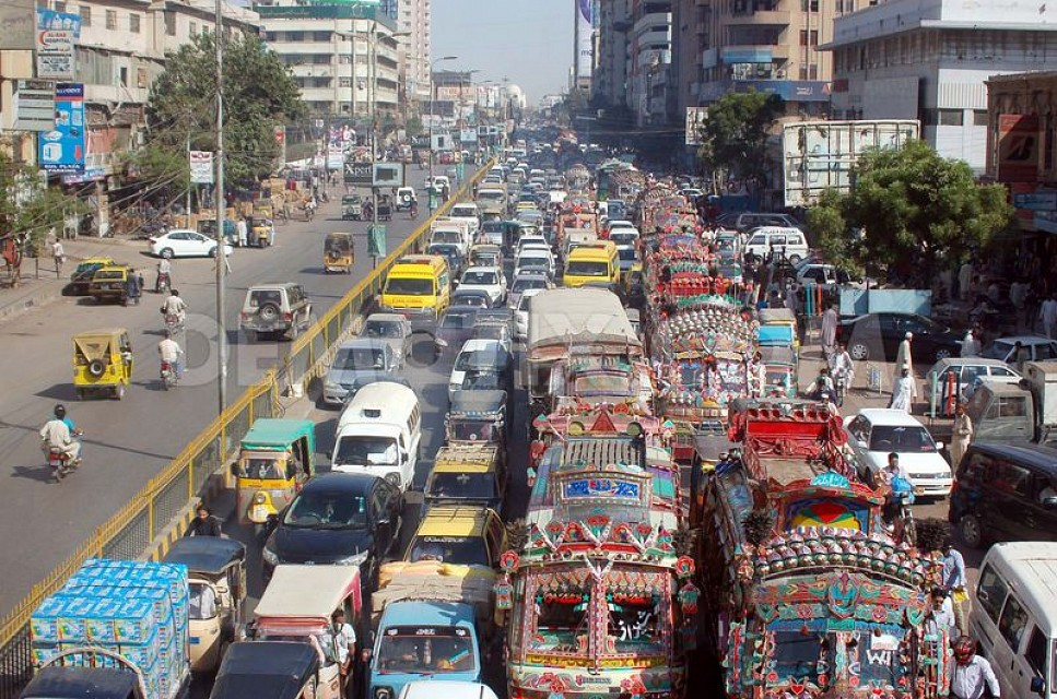 Karachi. City in Pakistan, Asia