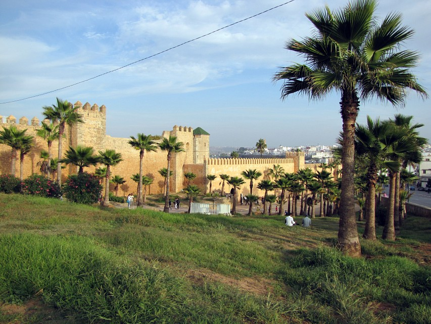 Kasbah of the Udayas, Rabat, Morocco - Kasbah of the Udayas