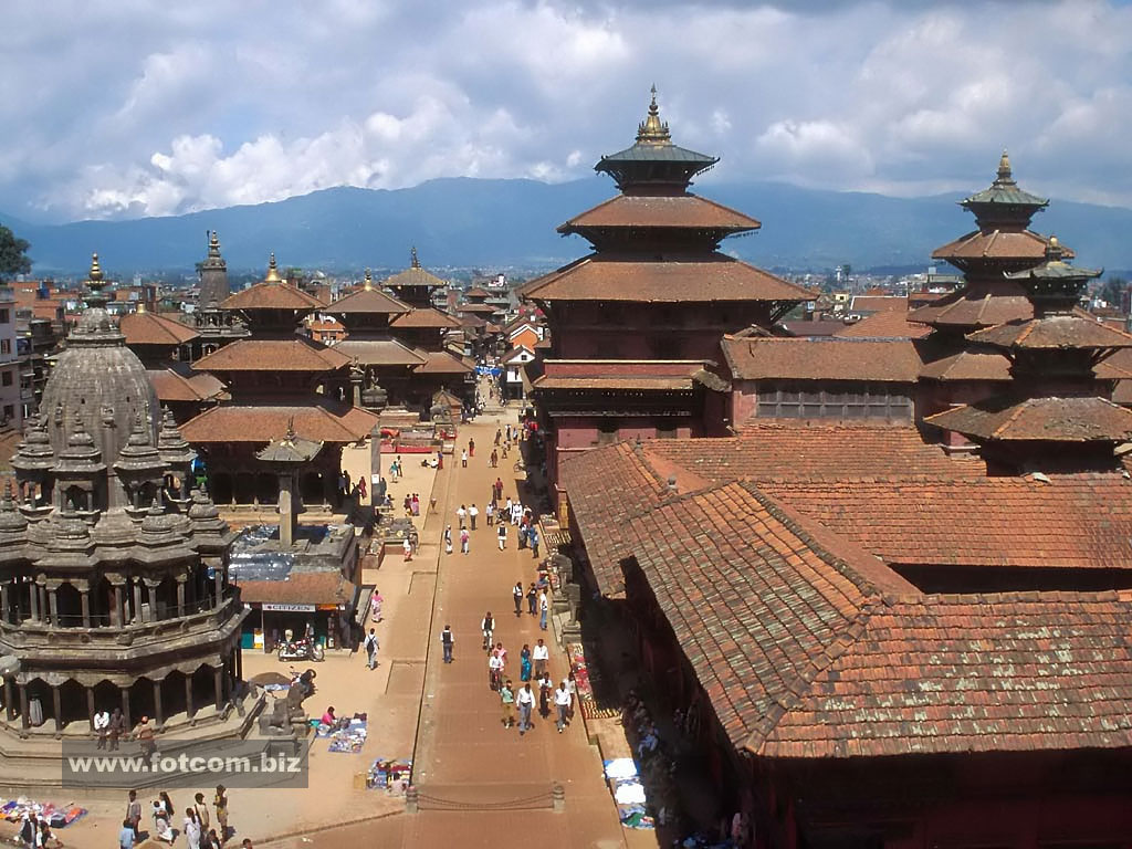 how to get around in kathmandu