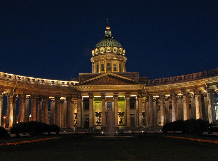 Cathedral of Our Lady of Kazan - Kazan Cathedral