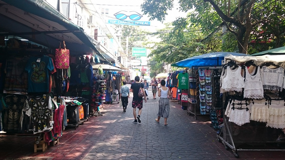 The Khao San Tourist Trap - Khao San