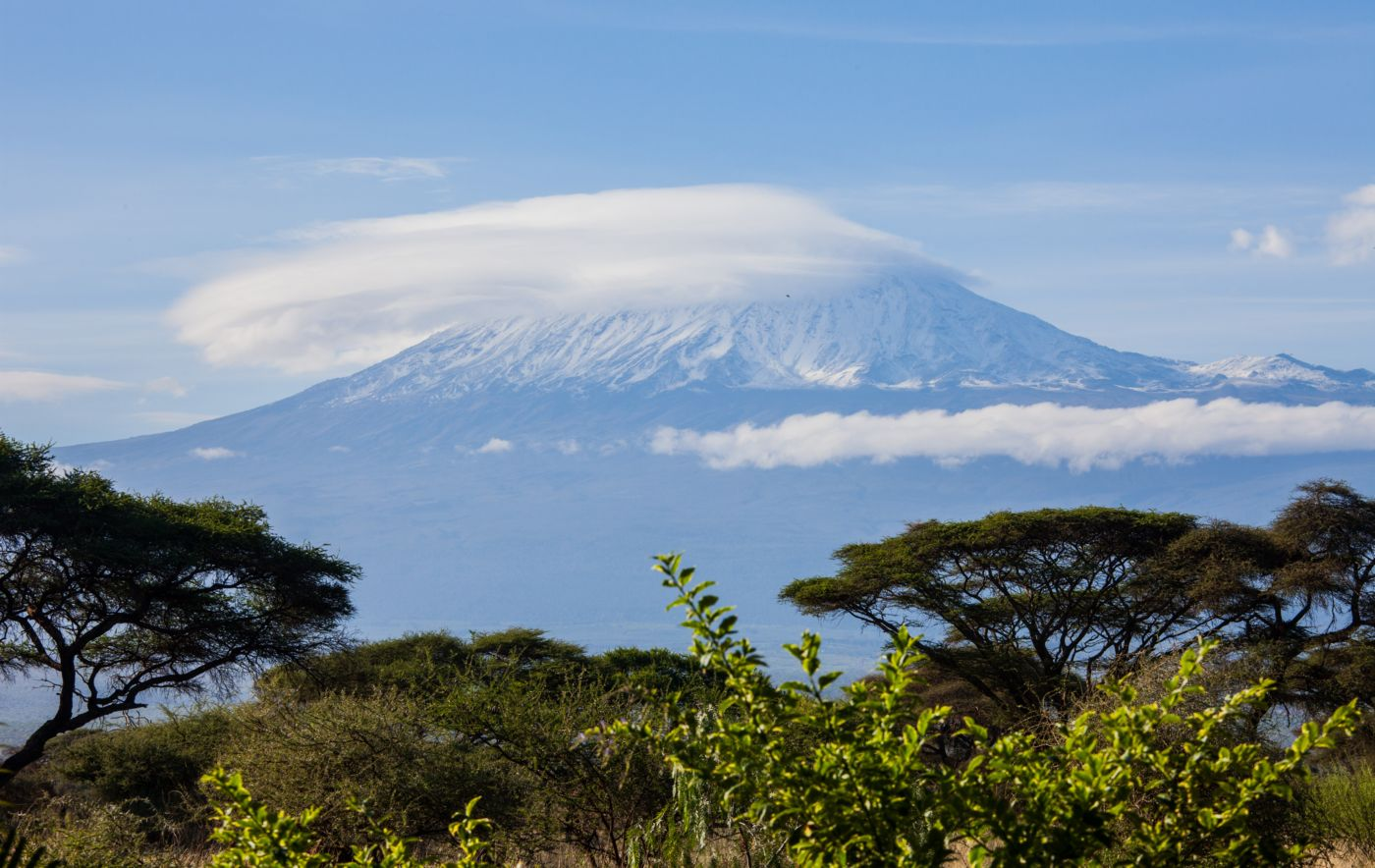 Kilimanjaro National Park - Mountain in Tanzania ...