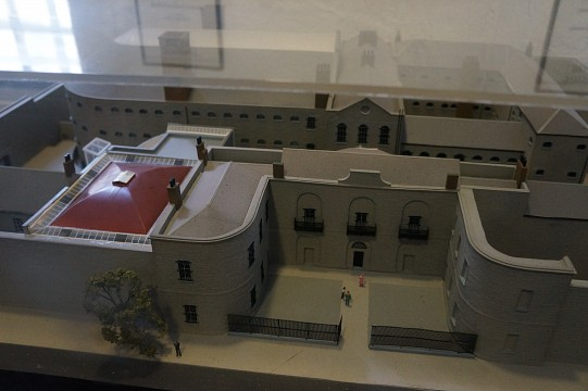 Scaled Replica - Kilmainham Gaol