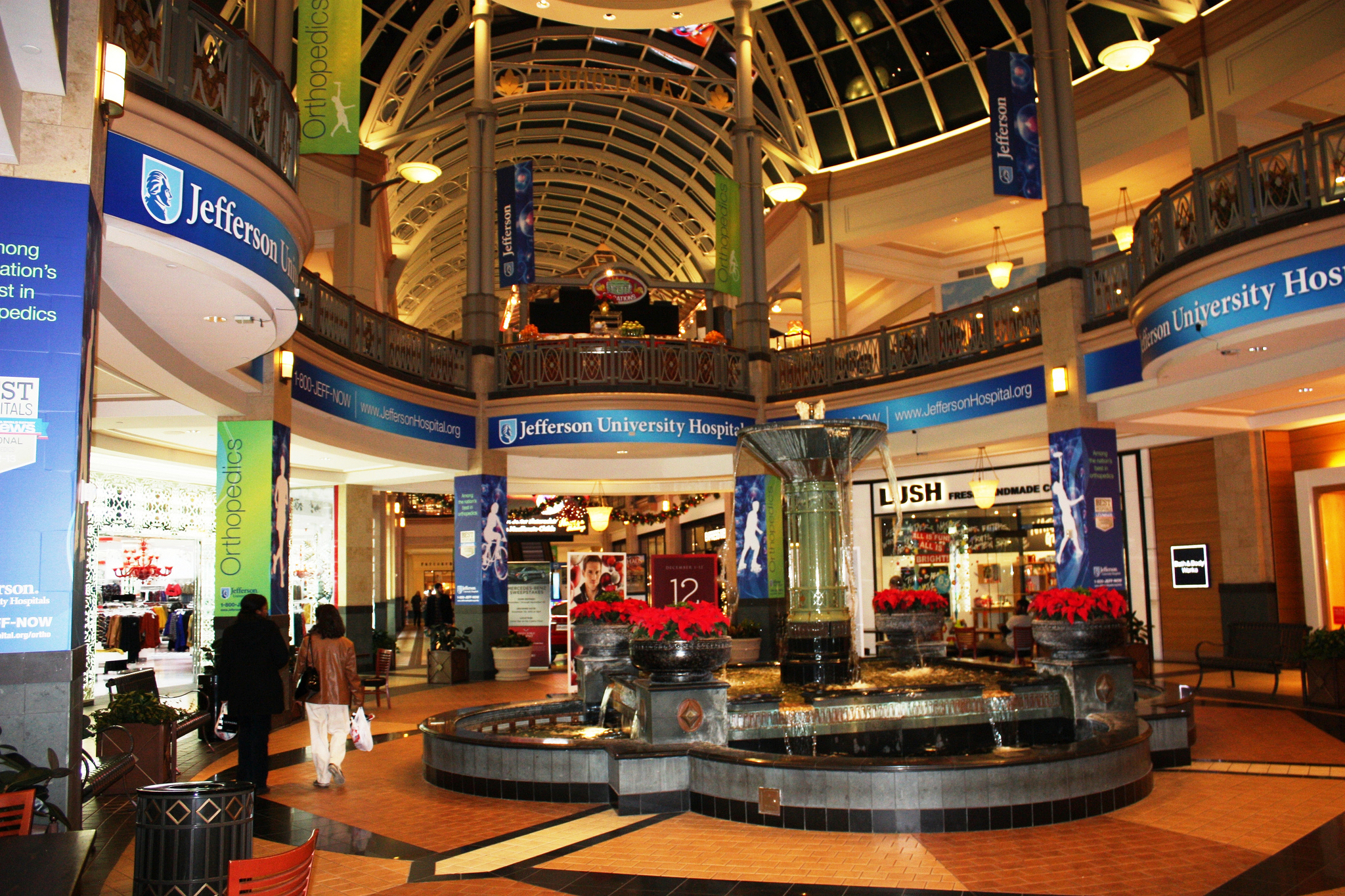 King Of Prussia Mall Shopping Mall In Philadelphia