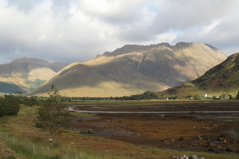 around kintail - Kintail