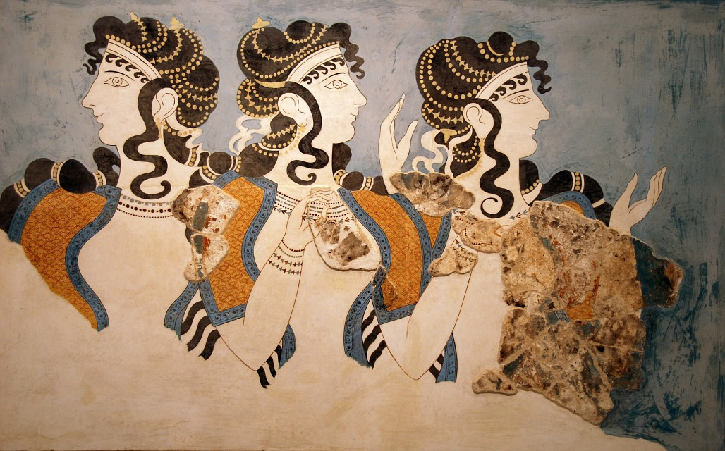 A Cretan Odyssey – Courting Beauty at the Palace of Knossos! - Knossos