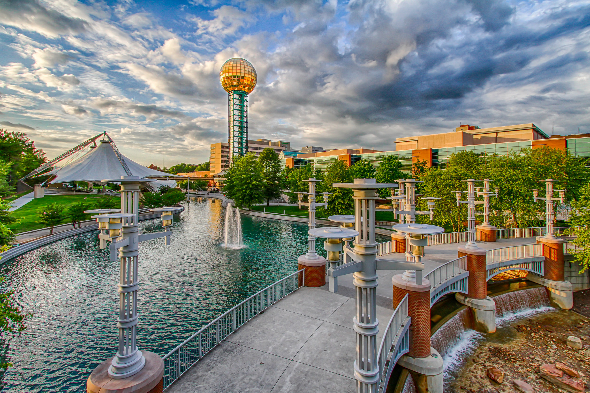 knoxville city in tennessee thousand wonders