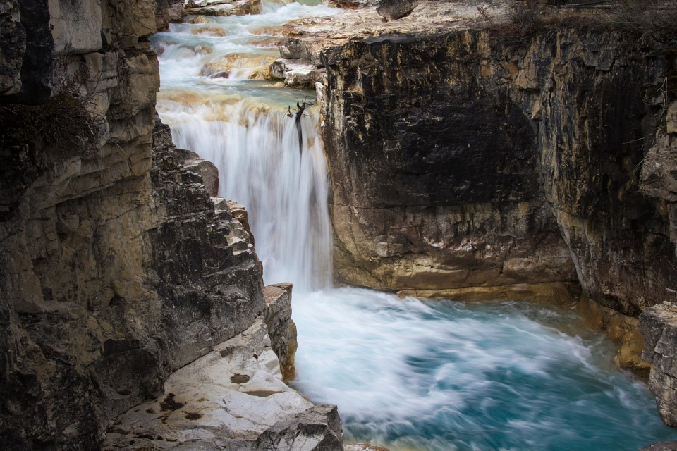Silk and Stone - Kootenay National Park