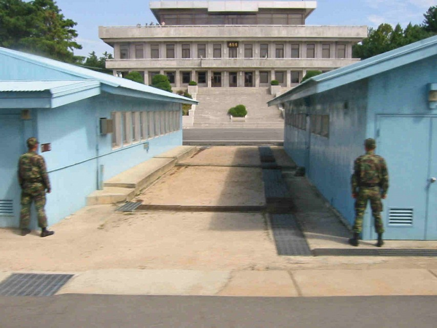 Panmunjom (Joint Security Area) -