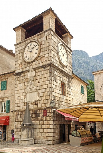 Montenegro-02370 - Clock Tower