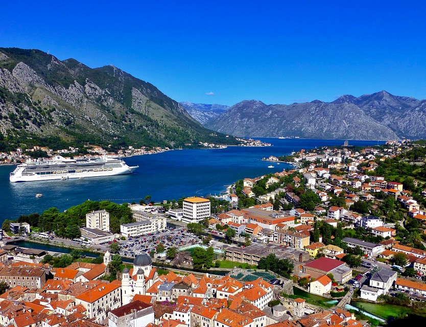 Bay of Kotor - Kotor