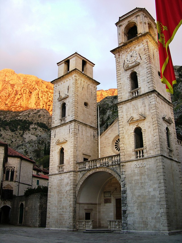 St. Tryphon's Cathedral, Kotor, Montenegro - Kotor