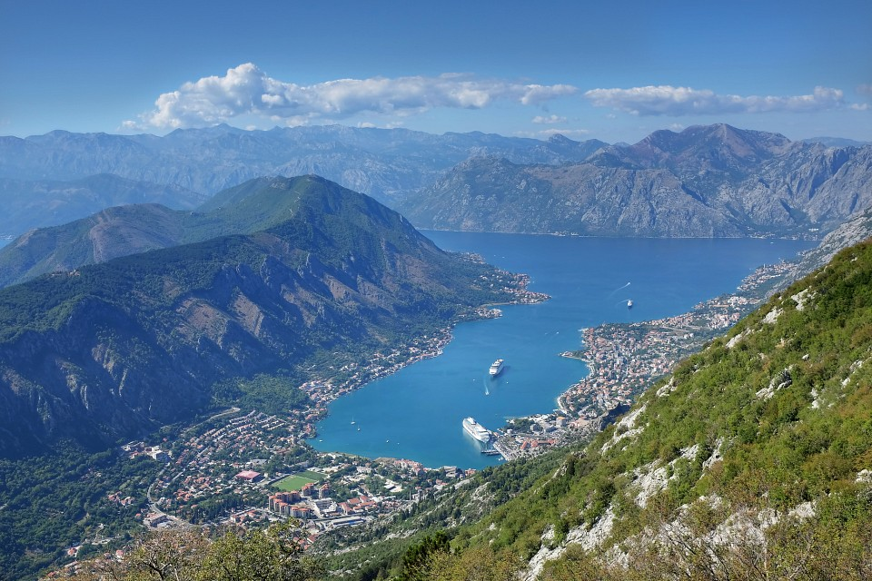 The Fjord - Kotor