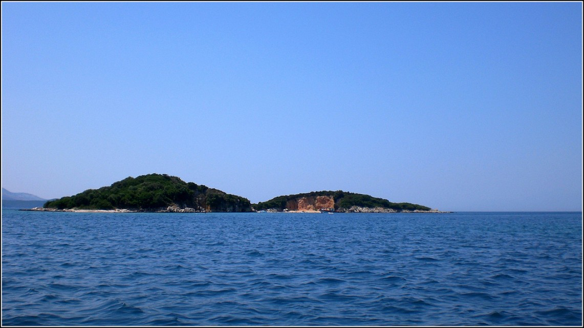 Ksamili Islands / Albania - Ksamil Islands