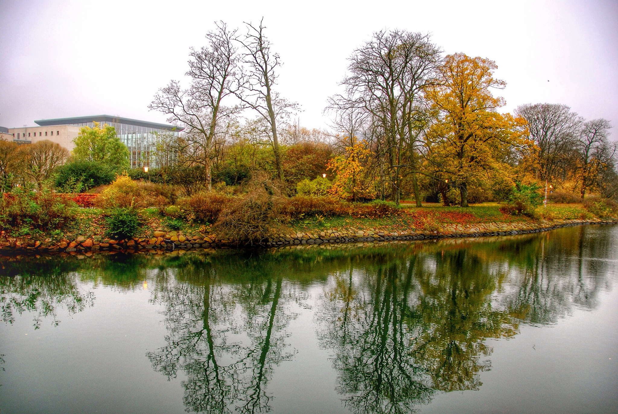 The colors of autumn - Kungsparken