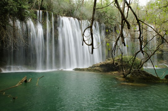 Kurşunlu Waterfall Nature Park