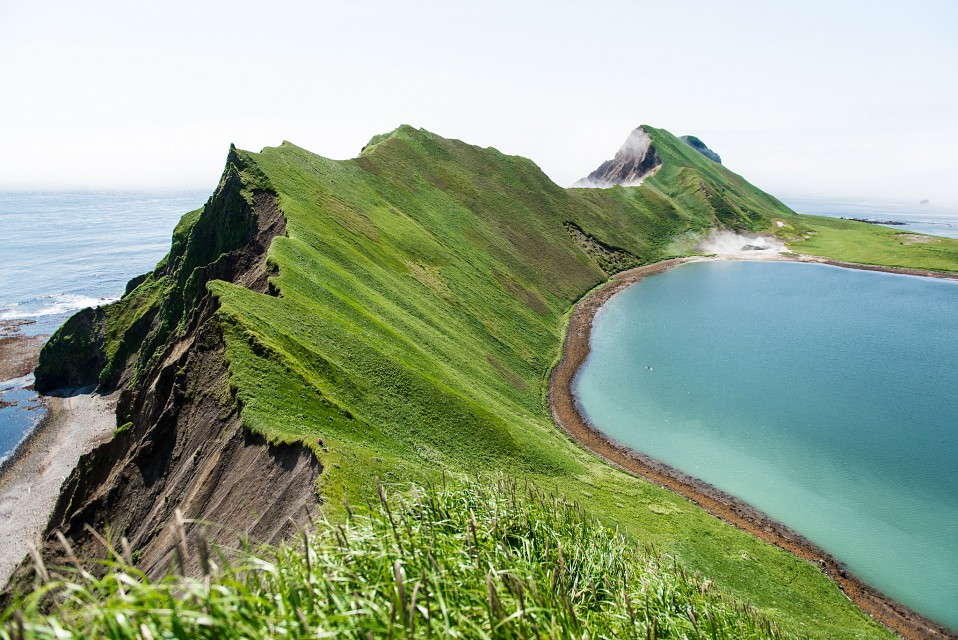 Kuril islands, Ushishir - Kuril Islands
